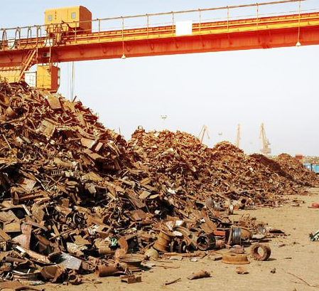 Al Nakheel Metal Scrap LLC – UAE's No 1